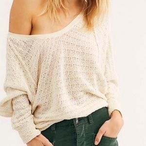 Free People 🌟 NWT Thiens Hacci Top